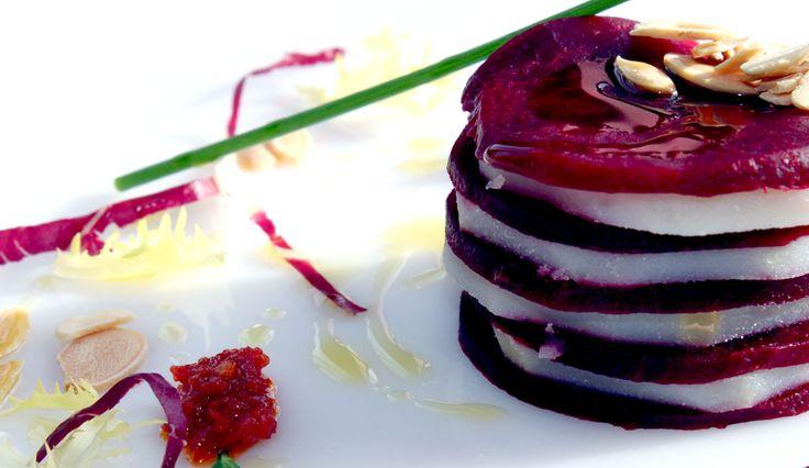 Menu vegano sul lago di Garda - ristorante hotel di lusso 4 stelle Sostaga a Gargnano