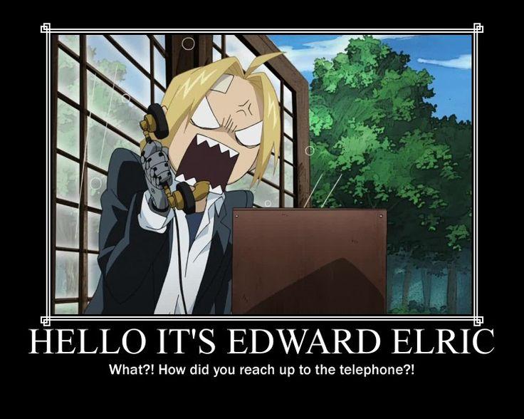 Edward Elric by TessxAnime.deviantart.com on @deviantART