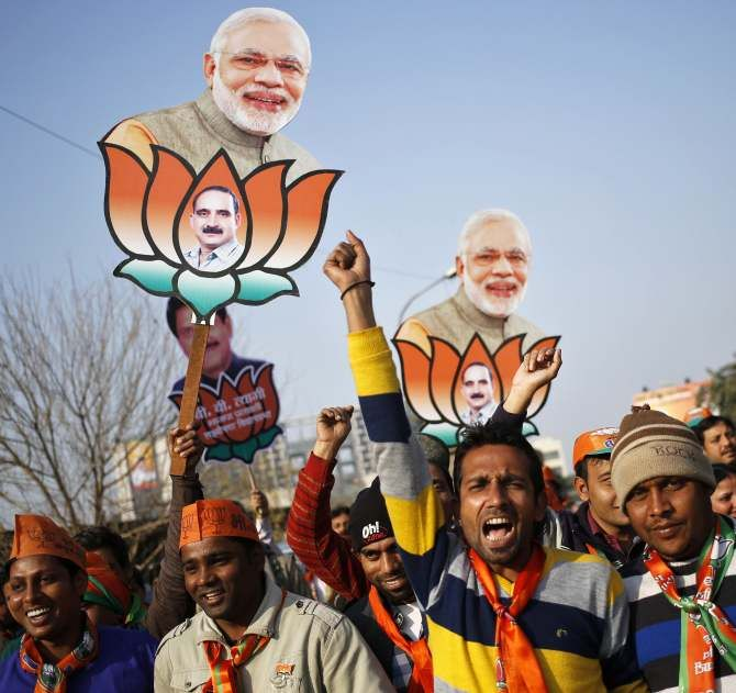 The Bihar rout is a major setback for Narendra Modi.