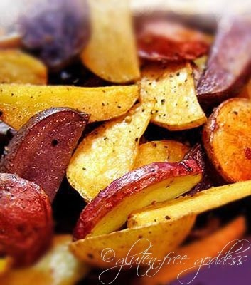 ... Pride | Pinterest | Potato Frittata, Blue Potatoes and Potatoes