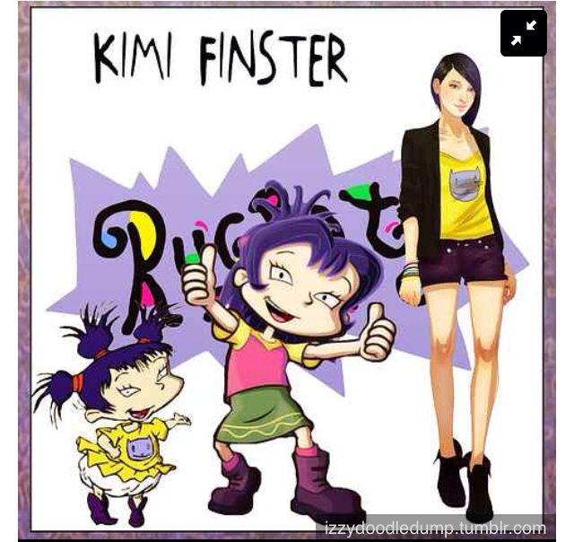 Kimi Rugrats (90s-Cartoons-All-Grown-Up)