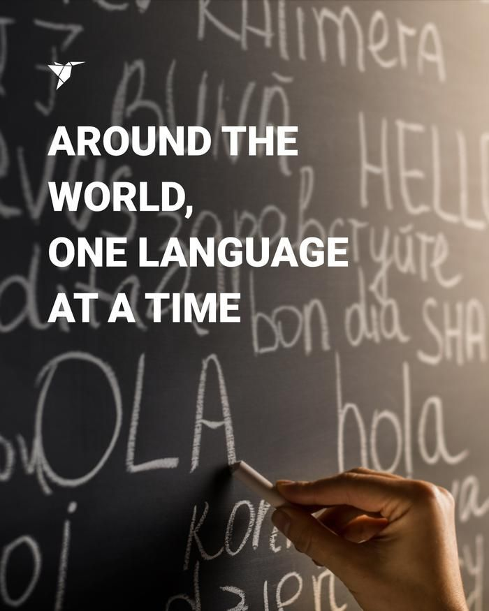 Around the World, One Language at a Time