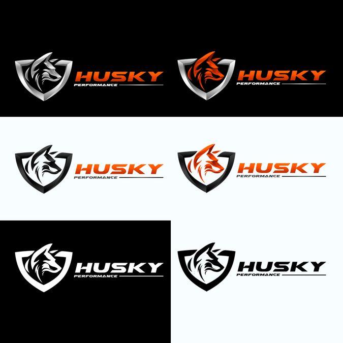 Quality logo needed for Husky Performance Mufflers by killpixel::24/7ram