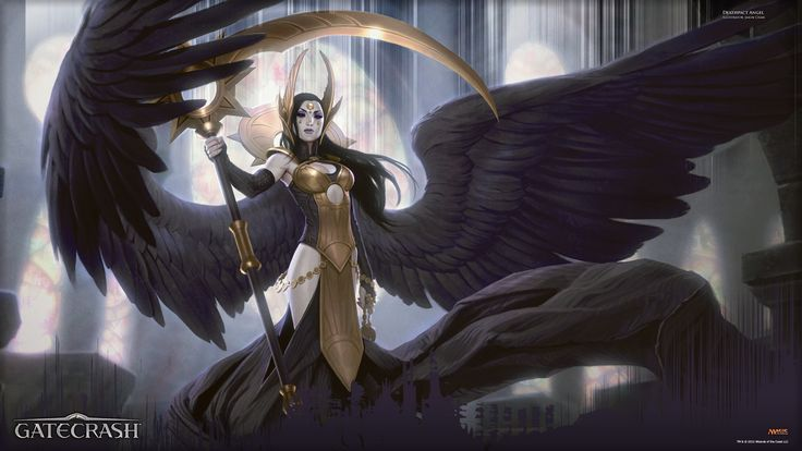 Magic the Gathering - Deathpact Angel