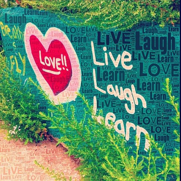 Live love laugh | Etsy