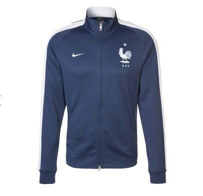 Soldes Sweat zippé Homme Zalando, achat Nike Performance FRANCE N98 AUTH TRK JKT Sweat zippé bleu prix Soldes Zalando 40,00 € TTC au lieu de...