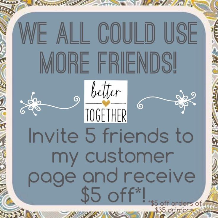 More friends coupon Check out my VIP Fan Page!  https://www.facebook.com/pinkbagladies?ref=bookmarks