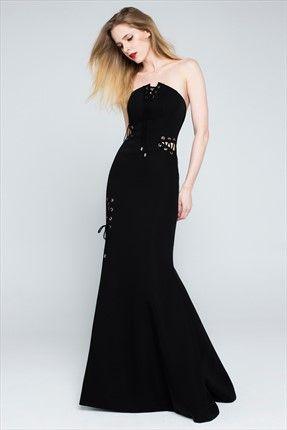 İpekyol Marka ipekyol Kadın Siyah Elbise || Kadın Siyah Elbise İpekyol Kadın                        http://www.1001stil.com/urun/3518928/ipekyol-kadin-siyah-elbise.html?utm_campaign=Trendyol&utm_source=pinterest