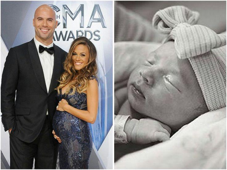 Jana Kramer and Husband Welcome Baby Girl
