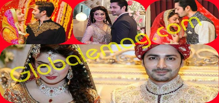 Unseen Aiza Khan Wedding Pictures With Husband