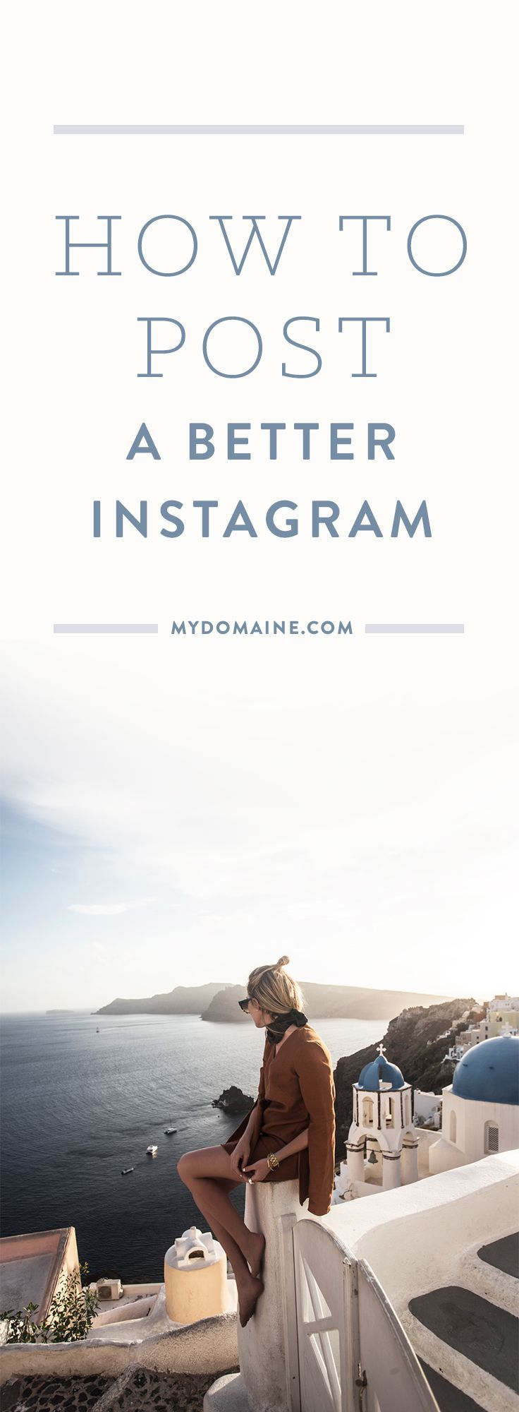 How To Post A Better Instagram, According To Our Social Pro