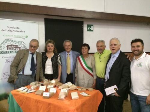 Premiata la Azienda Agricola Giuseppina Dolci e un riconoscimento all'UNPLI Umbria