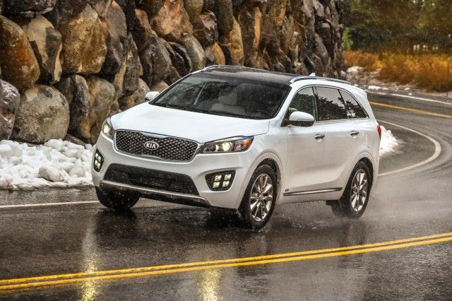 2017 Kia Sorento Review, Ratings, Specs, Prices, and Photos - The Car Connection