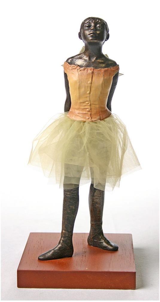 degas ballerina sculpture - 535×1010