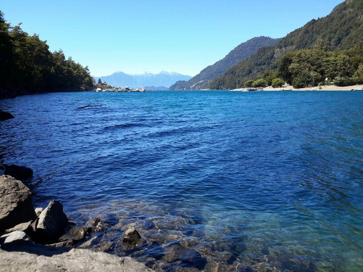 Uno de los lagos más hermoso del sur de Chile