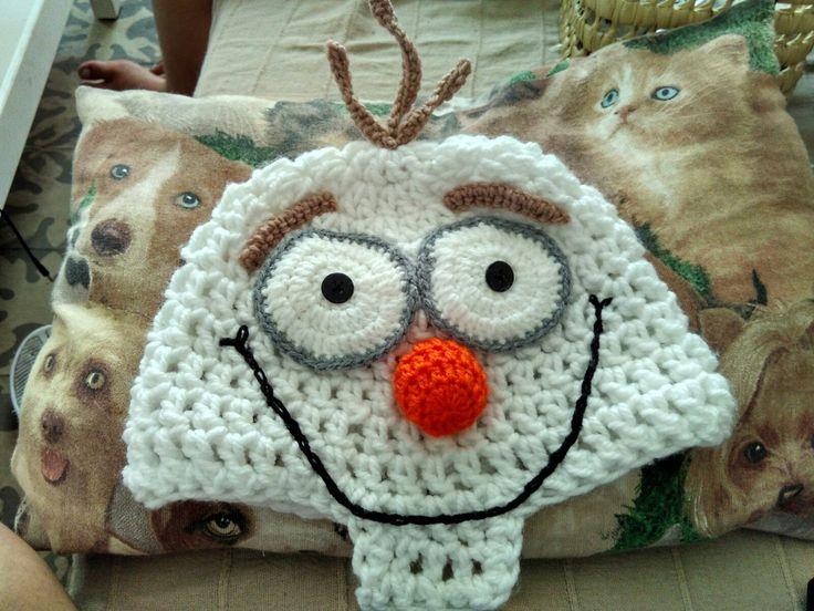 Gorro lana Frozen