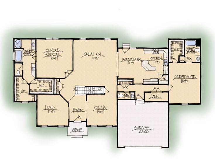 Custom Home Builder Floor Plans: Schumacher Homes: Floorplans