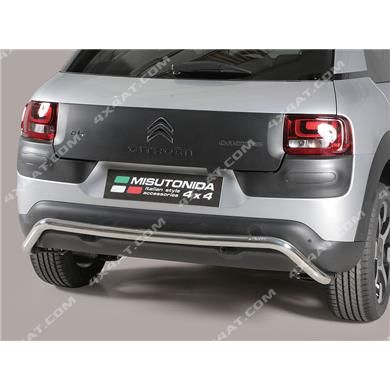 Citroen C4 Cactus 2014 On Stainless Steel Rear Bar By Misutonida - 4x4 AT £177.59