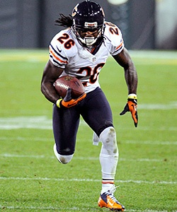 Chicago Bear Pro-Bowler Tim Jennings