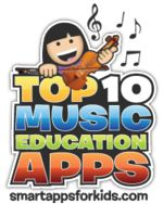 I think I should download some of these music education apps. Because, unlike our dear Ellie, I can't carry a tune in a bucket & my kids are gonna need all the help they can get. - PBVF