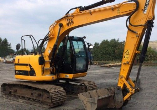 Free Jcb Jz140 Tier3 Tracked Excavator Service Repair Manual In 2020