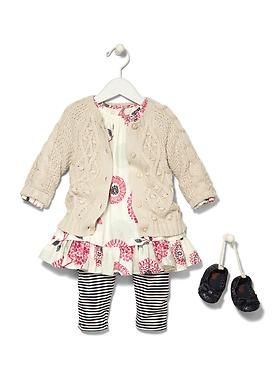 Baby Clothing: Baby Girl Clothing: We ♥ Outfits | Gap