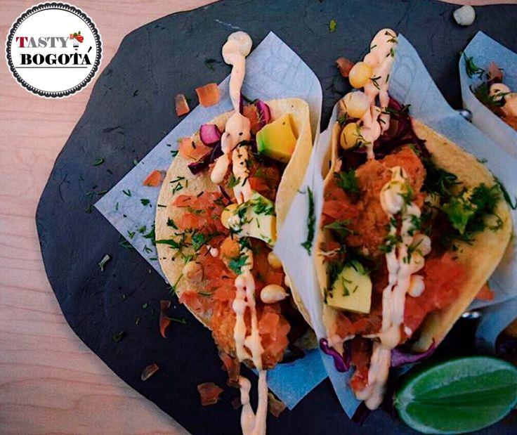 Tacos de pescado  Burowoski