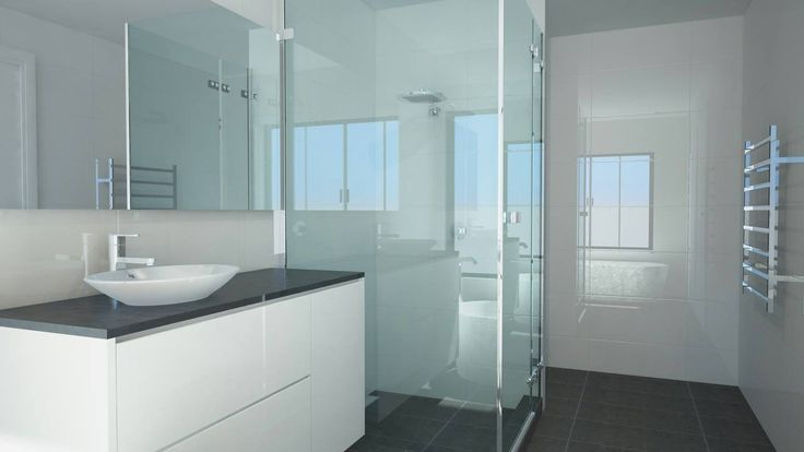 for Ensuite bathroom renovation ideas