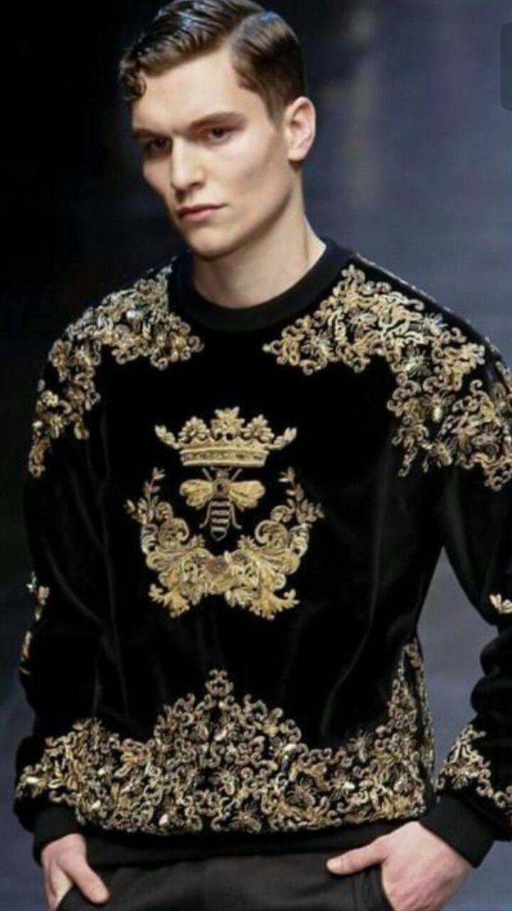 Dolce & Gabbana FW 2015 Menswear