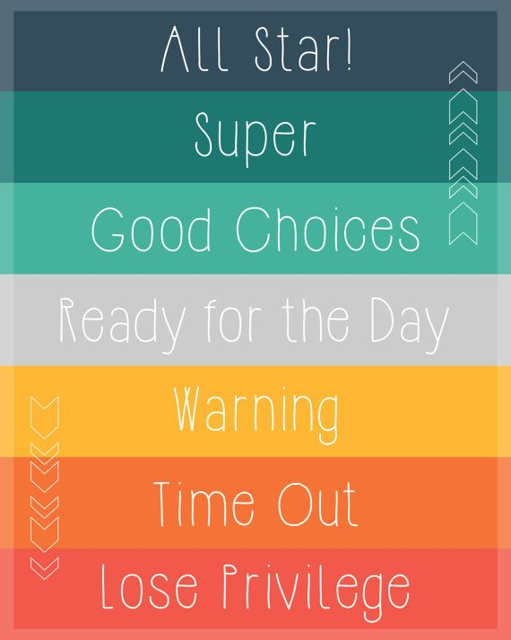 47 Best Kids Routines Images On Pinterest | Chore Charts, Children