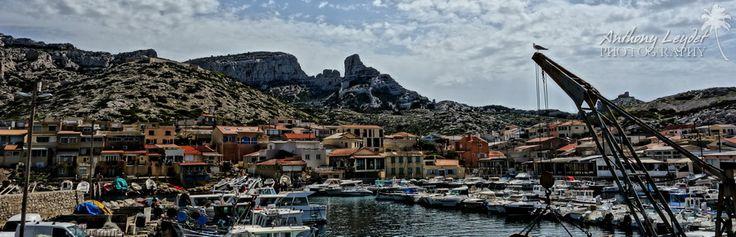 Goudes Plonger à Marseille : la pointe Caramassaigne