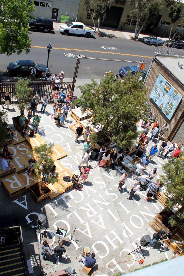 Best 25 pocket park ideas on pinterest urban park landscape architecture and public space design - Small urban spaces image ...