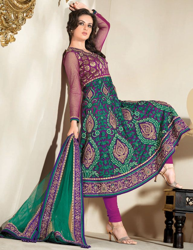 Latest Salwar Kameez Designs For Women 2015
