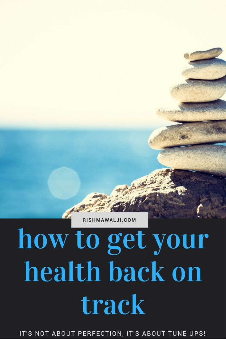 How to get your body back on track with 'scheduled maintenance' cleansing.