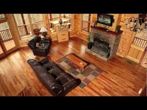 River Wilds - Helen Ga Cabin Rentals | Cedar Creek Cabin Rentals | Luxury Cabins