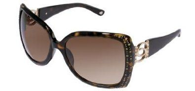 Bebe BB 7000 AMUSING Sunglasses TORTOISE, 58 mm bebe. $103.99