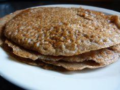 Voedzo  –  Pannenkoeken (vegan, nootvrij en glutenvrij)
