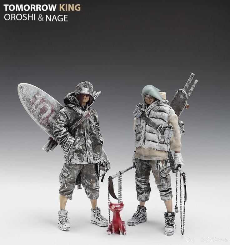 TK OROSHI & NAGE ver 2.0 customs : 네이버 블로그 #ThreeA