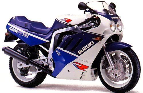 1988 GSX-R750