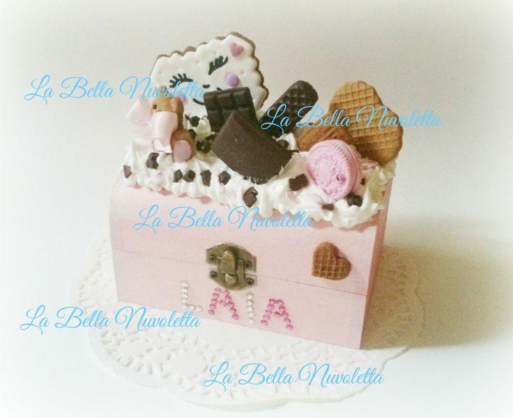 Cajita Laia #babyshower