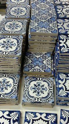 Portuguese Tiles More
