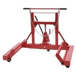 1500 Lb. Capacity Hydraulic Wheel Dolly