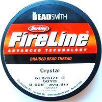 Fireline nit 6lb/D 45,7m сrystal 0,2mm
