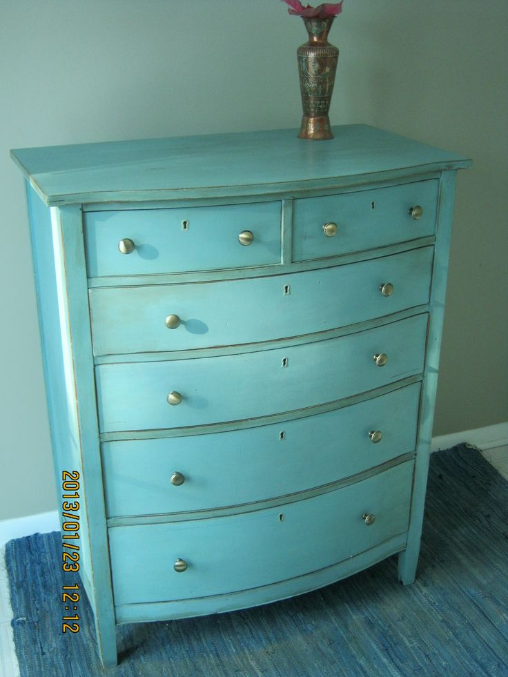 How To Restore Furniture With Chalk Paint