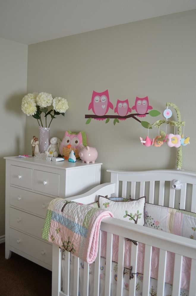 73 Best Owl Nursery Images On Pinterest