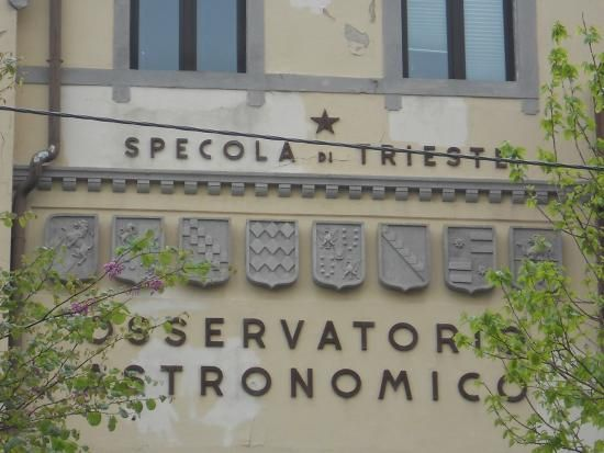 Trieste-osservatorio astronomico
