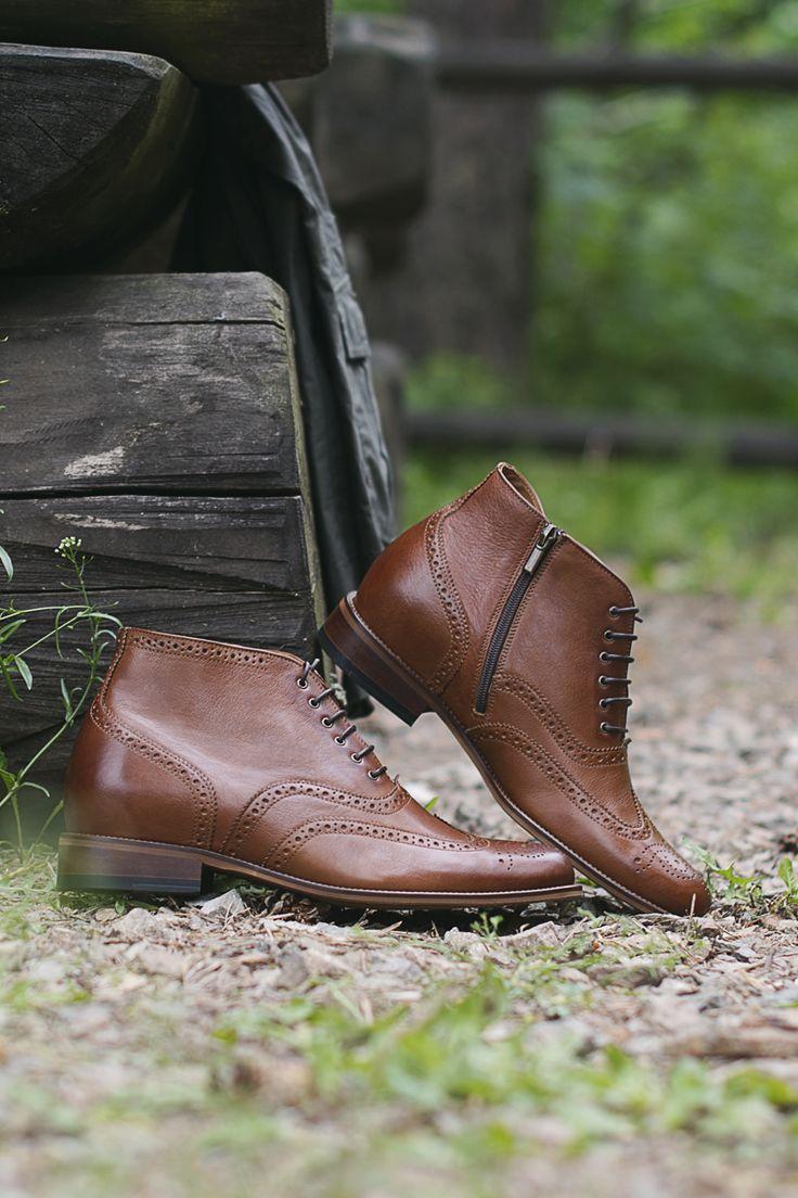 Podwyzszajace Meskie Trzewiki Brazowe Brus Ii Ce5721 01 Dress Shoes Men Oxford Shoes Men Dress