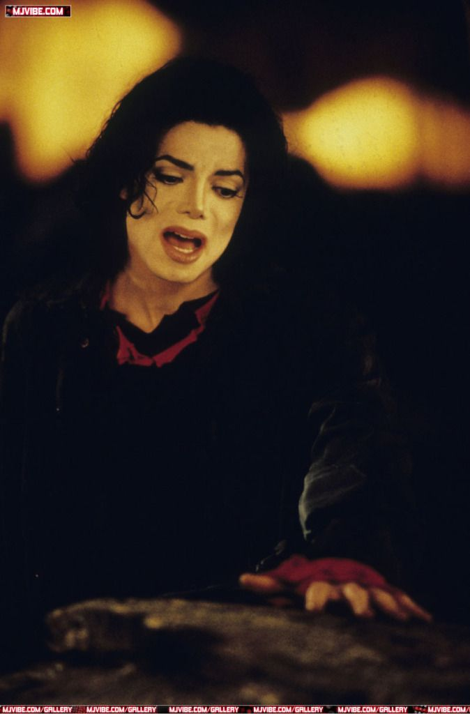 MJ-Earth Song---he really cared about our planet