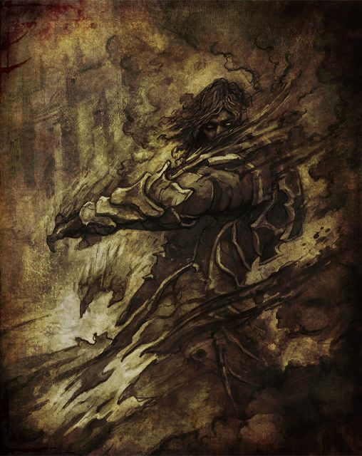 castlevania lords of shadow cross - Google Search