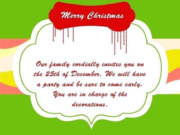 Dinner Invitation Funny Wordings Funny Christmas Party Invitations Christmas Party Invitation Wording Elegant Christmas Party Invitations